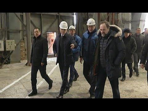 Министр экологии Сергей Донской в Челябинске