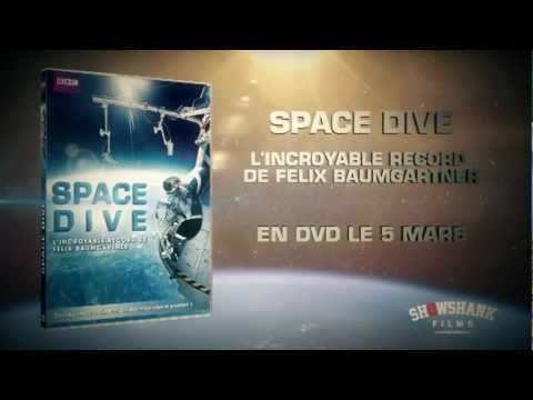 Space Dive : l'incroyable record de Felix Baumgartner