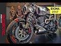 $100K+ Keanu Reeves Motorcycle Unveil & Start-up