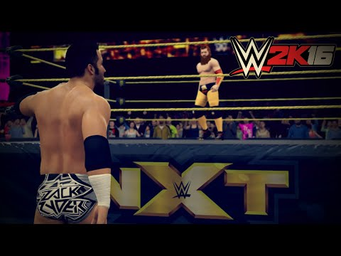 WWE 2K16 First HOUR of MyCareer [FIXED AUDIO]