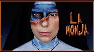 Tutorial maquillaje La monja, para Halloween   Silvia Quiros