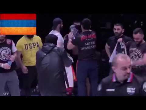 #армяне Армянин против команды Хабиба Нурмагомедова !