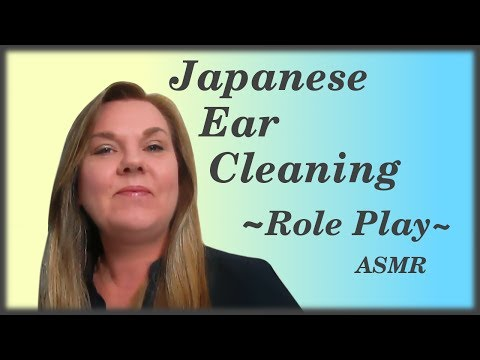 Japanese Ear Clean Inspired Role Play ASMR