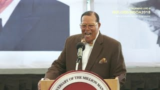 Farrakhan speaks on Judge Kavanaugh, meeting R Kelly, & The Catholic Church