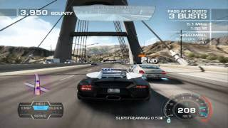 Need for Speed - Hot Pursuit ~ Cop Gameplay ~ Heavy Hitters
