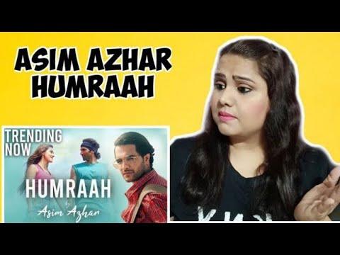 Humraah II Asim Azhar II Indian Reaction II Official Music Video II Malang II SJ