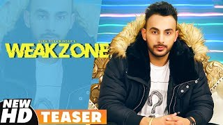 Teaser | Weakzone | Sukh Sukhwinder | Coming Soon | Speed Records