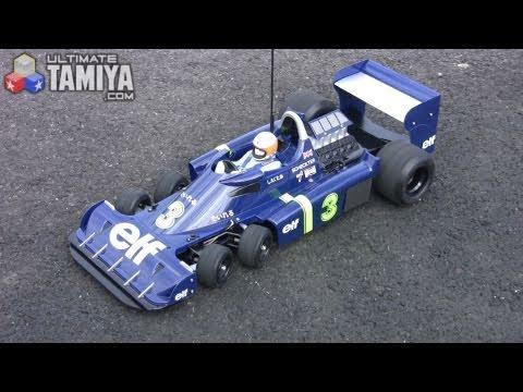 Tamiya RC Tyrrell P34 Six Wheeler 2010