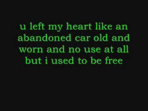 Biffy Clyro Black Chandelier Lyrics