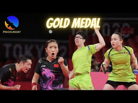 Download Who will win the Gold Medal table tennis at Tokyo Olympics