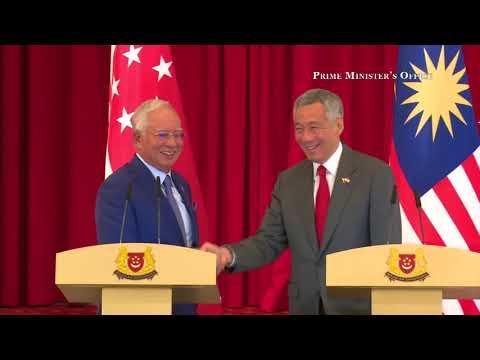 Singapore-Malaysia Leaders' Retreat 2018
