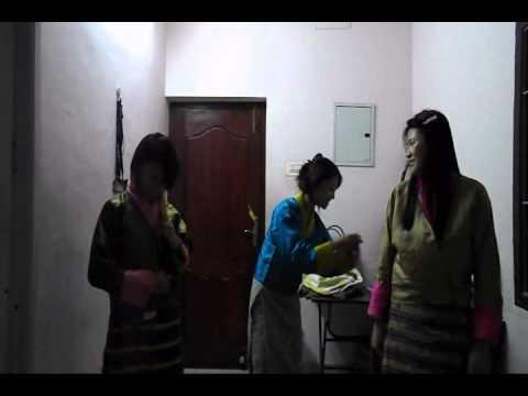 bhutan gals