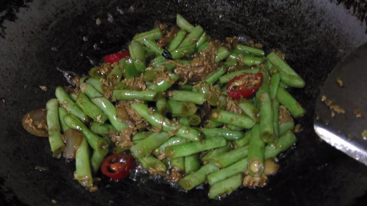 masak sayur kacang panjang masak memasak Resepi Ayam Rendang Kicap Enak dan Mudah