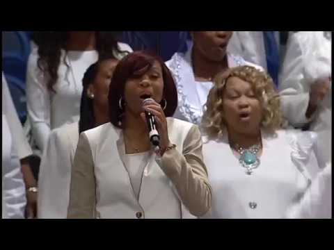 COGIC Women's Chorus - Just a Closer Walk with Thee