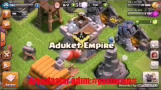 Clash of clans[klana alma]