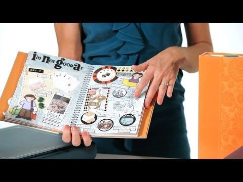 different-types-of-scrapbooks-|-scrapbooking