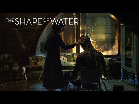 THE SHAPE OF WATER | Set Design: The Chamber | FOX Searchlig