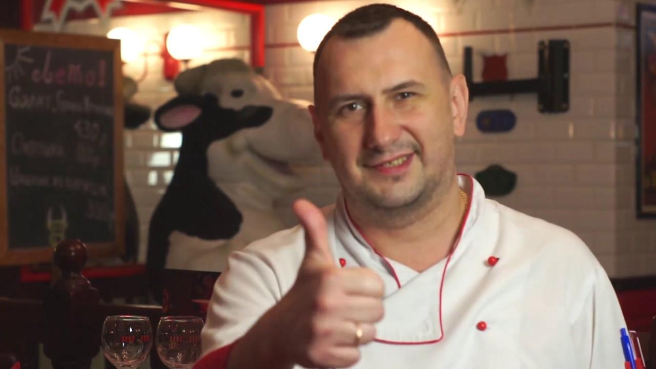 Шеф-повар ресторана Ля Бушери Антон Зырянов