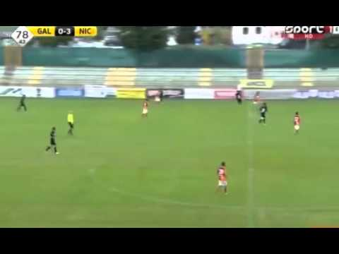 Nice vs Galatasaray 4-0 All Goals And Highlights Friendly Match 2015
