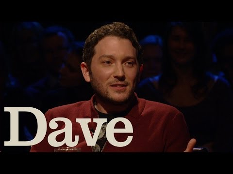Jon Richardson Is Painfully Risk Averse | Alan Davies: As Yet Untitled | Dave