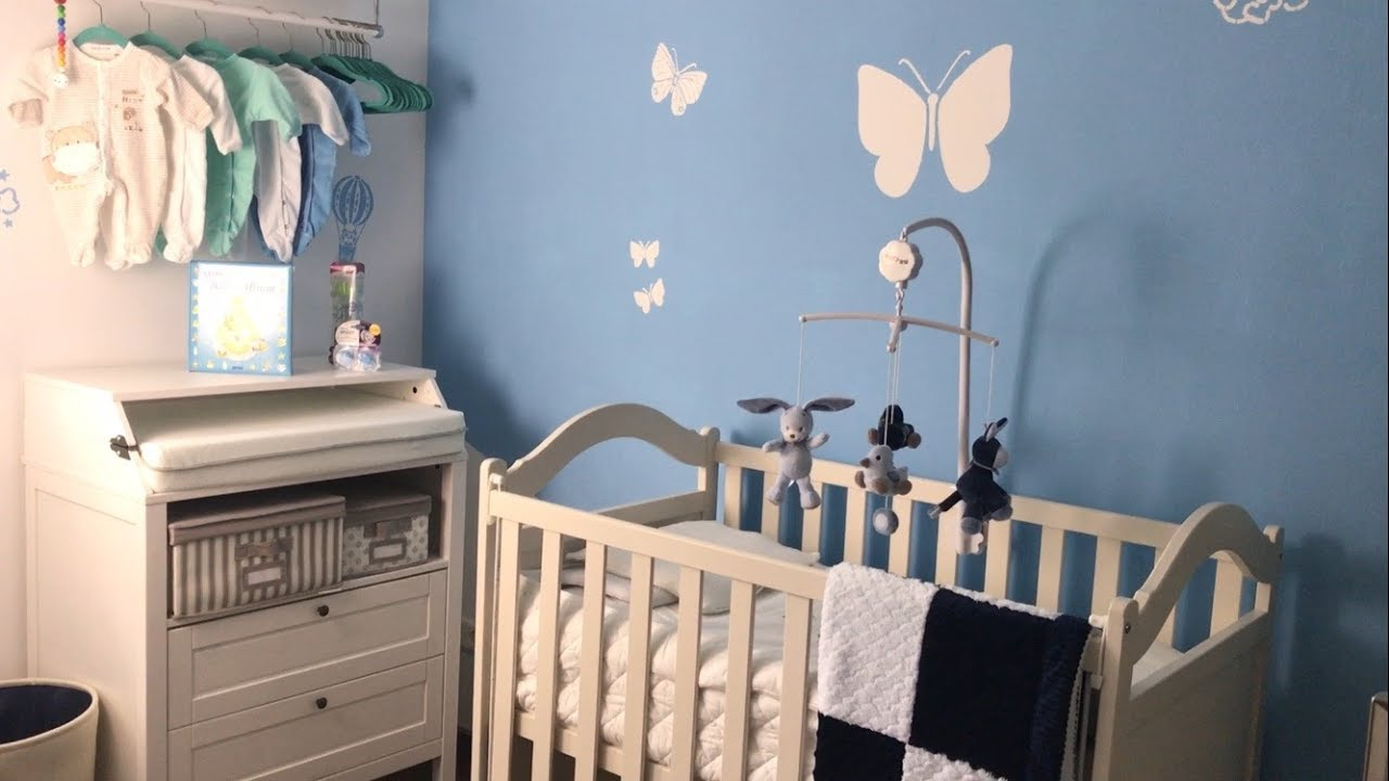 BABY ROOM TOUR - YouTube
