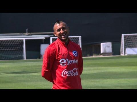 Le Parcours D'Arturo Vidal : Roi Du Foot Chilien
