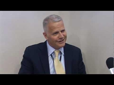 David Thompson, Regional General Manager, Jebel Ali International Hotels @ ITB Berlin