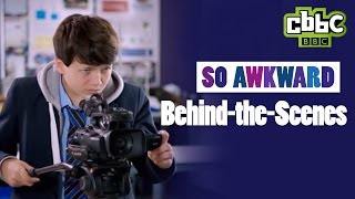 So Awkward - Go behind the scenes with CBBC!