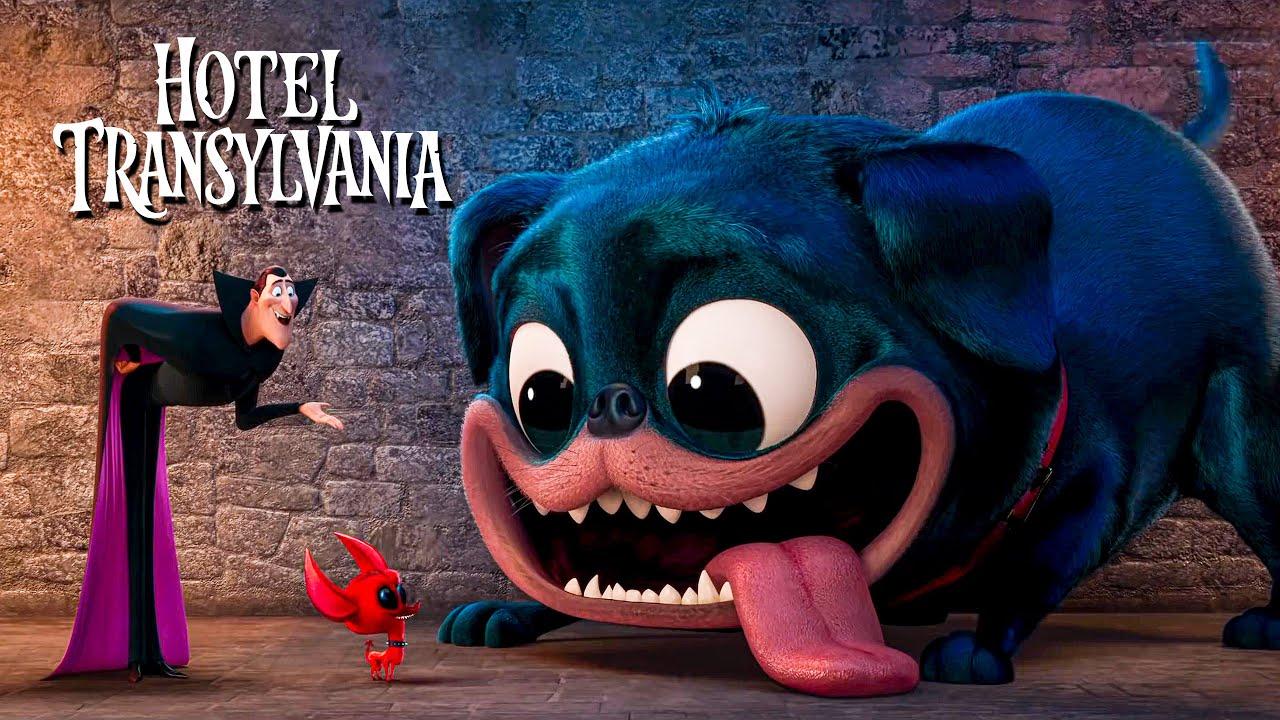 Download HOTEL TRANSYLVANIA: MONSTER PETS Full Short Film (2021)