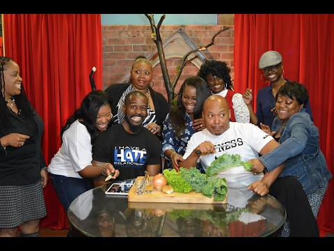 Healthy Eating  & Xtreme  Fitness 2017  on The Ferrell Phelps Show