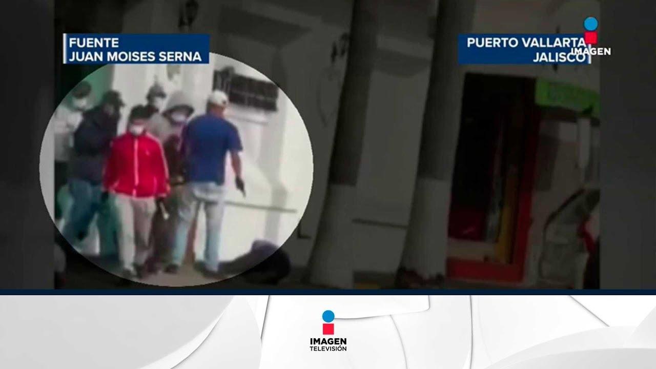 a1365e2c1044 Asaltan joyería en Puerto Vallarta