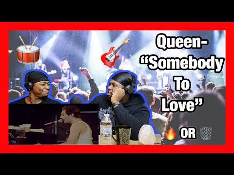 [Brothers React] Queen - Somebody To Love - HD Live - 1981 Montreal