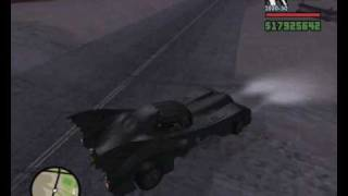 Gta san andreas bat mobile