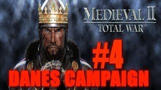 Medieval 2: Total War Denmark Campaign #4