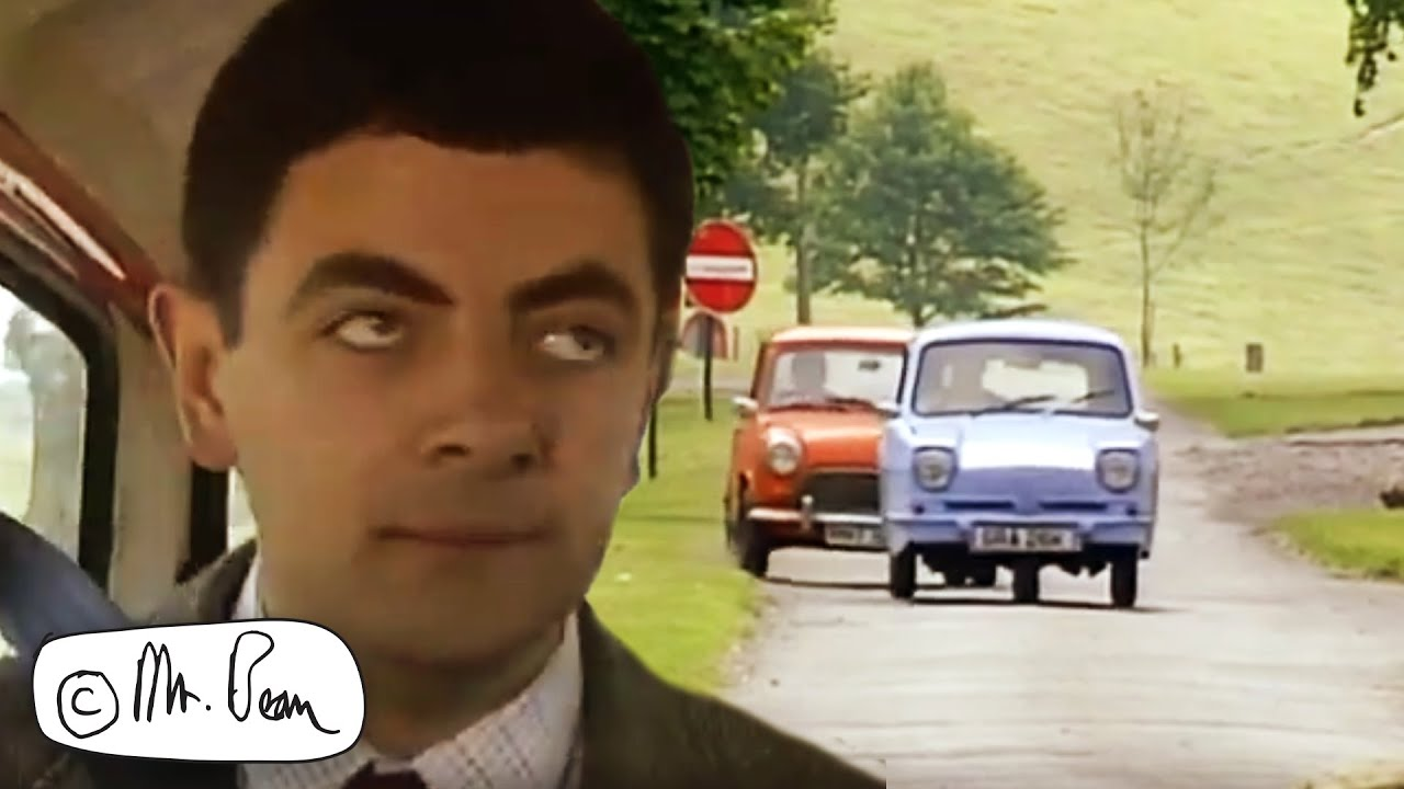 HOW TO Skip A Traffic Jam The BEAN WAY! | Mr Bean Full Episode | Mr Bean