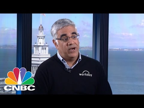 Workday CEO: Driving Rapid Industy Growth   Mad Money   CNBC