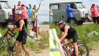 """Триатлон """"Стрижи 2014"""". Спринт + Олимпийка. Слайдшоу."""
