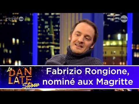 Fabrizio Rongione nominé aux Magritte