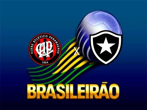 Atlético - PR 1x0 Botafogo - GOLS E MELHORES MOMENTOS - BRASILEIRÃO 2016 - 29/08/16