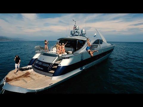 Boat Jumping Pacific Ocean | Jake Paul