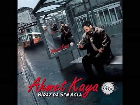 Ahmet Kaya - Bir De Sen Gitme