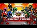 POWER RANGERS DINO SUPER CHARGE  MONSTER FIGHTING FRENZY (Nickelodeon Games)  Full Episodes Game