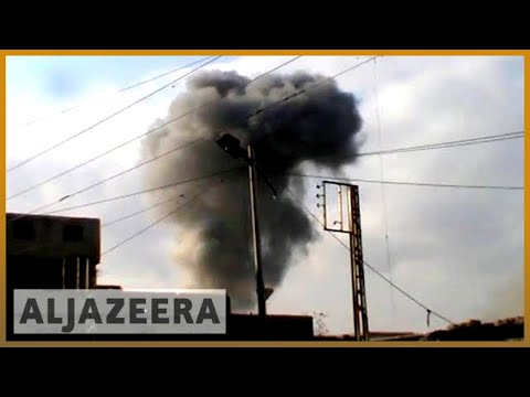 🇸🇾 Eastern Ghouta: Syrian government forces clash with rebels | Al Jazeera English