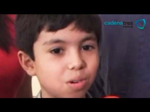 Niño prodigio de 11 años va a estudiar a Harvard física cuántica de YouTube · Duração:  1 minutos 33 segundos
