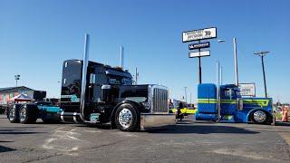 Долгожданная выставка грузовиков в США 2021. Невероятные экземпляры GBATS 2021