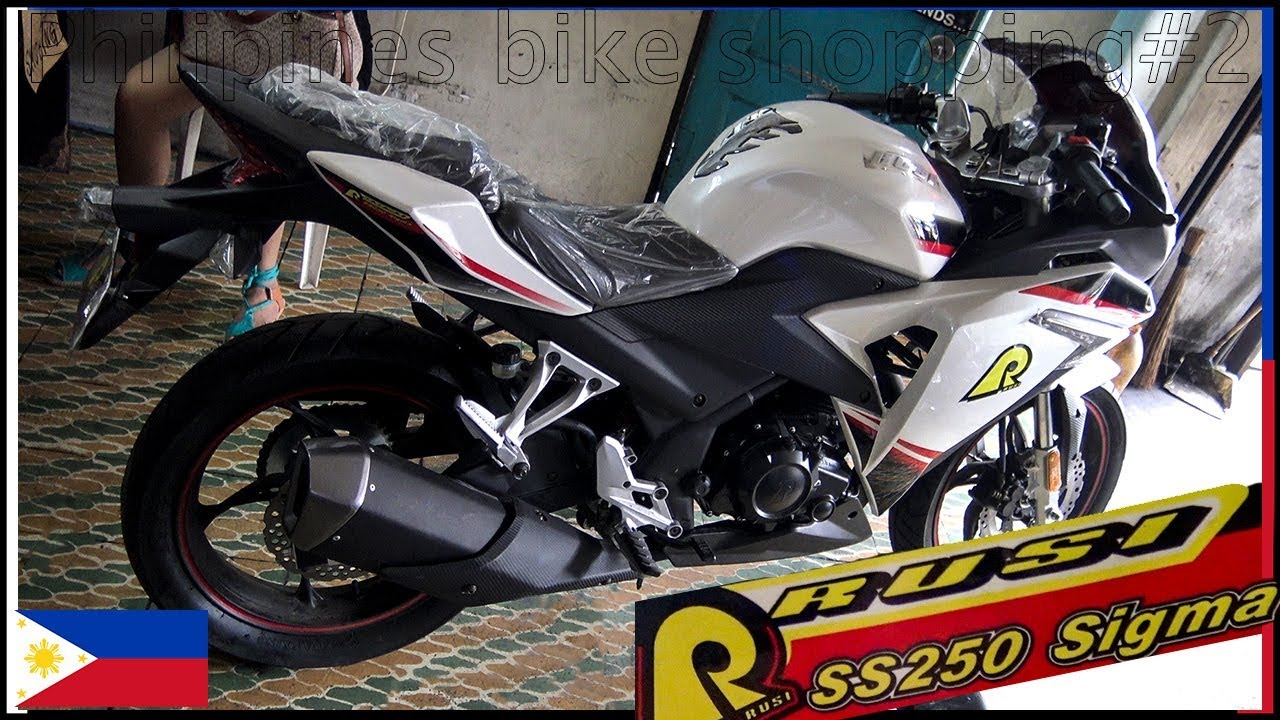 400cc Motorcycle Philippines >> Rusi SS250 - Philippines Motorcycle Shopping Vlog - YouTube