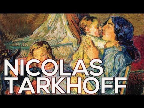 Nicolas Tarkhoff: A collection of 130 paintings (HD)