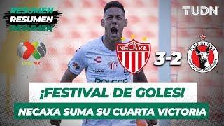 Resumen y Goles Necaxa 3 - 2 Tijuana | Liga MX - Apertura 2019 - Jornada 8 | TUDN