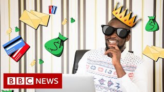 The new 'Nigerian princes' of hacking? - BBC News