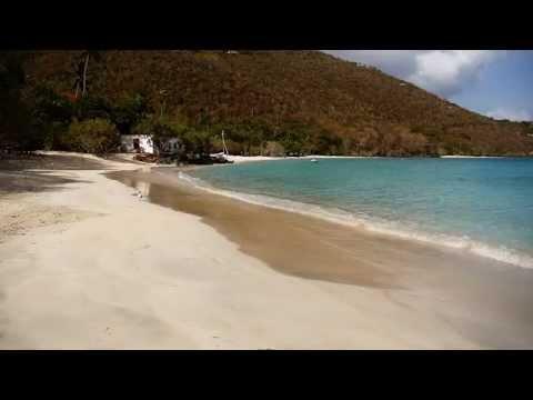 Cinnamon Bay Beach Tour, St. John, US Virgin Islands